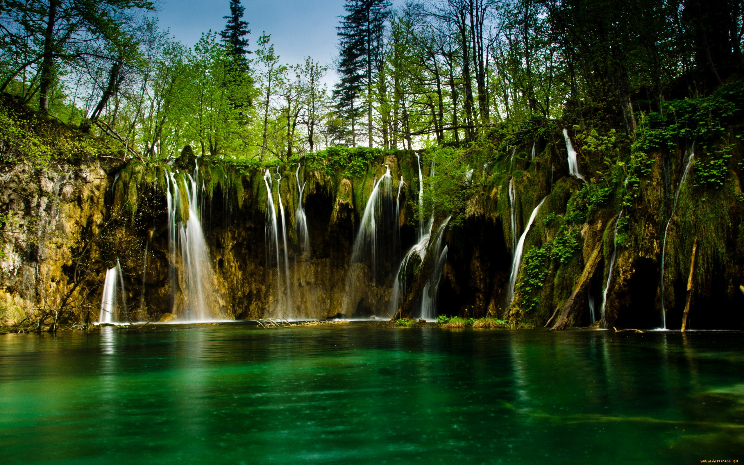 plitvice-lakes-national-park-horvatia