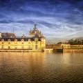 Chantillies_castle_france_Château_de_Chantilly_замок_Шантийи_Франция