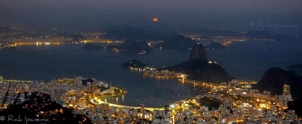 Rio-de-Janeiro.night