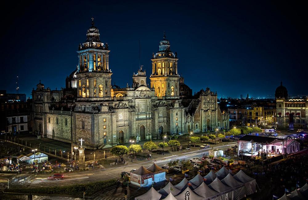 mehico_meksika_Teotiukan_arheologicheskij_kompleks