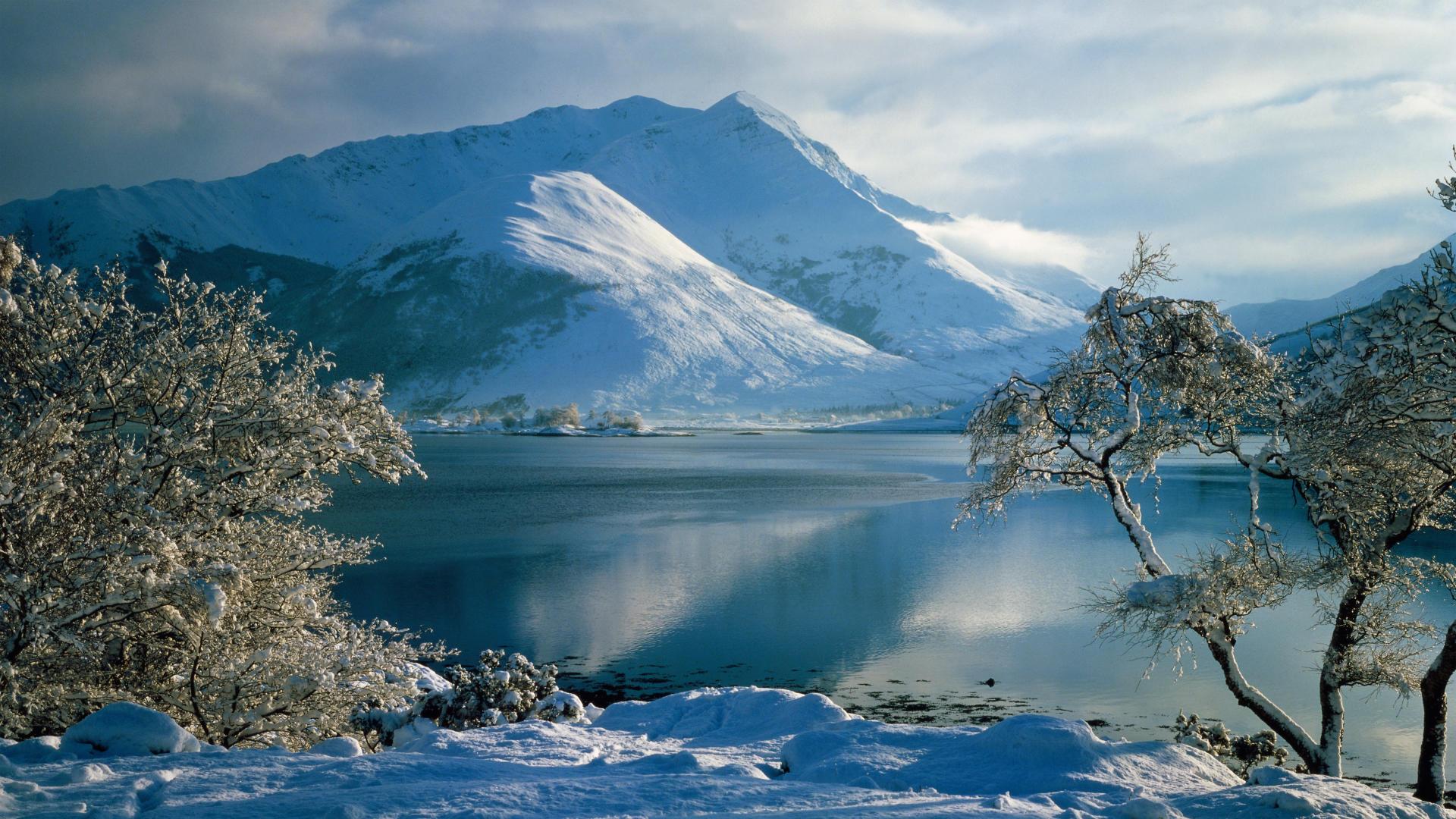 Шотландия_зимой